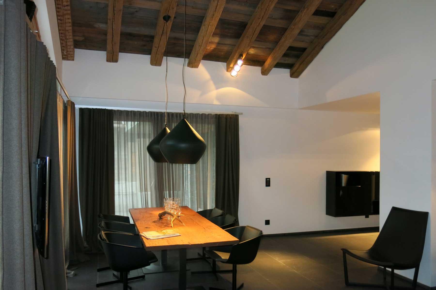 Luxus Apartments Ischgl Chalet Mathon