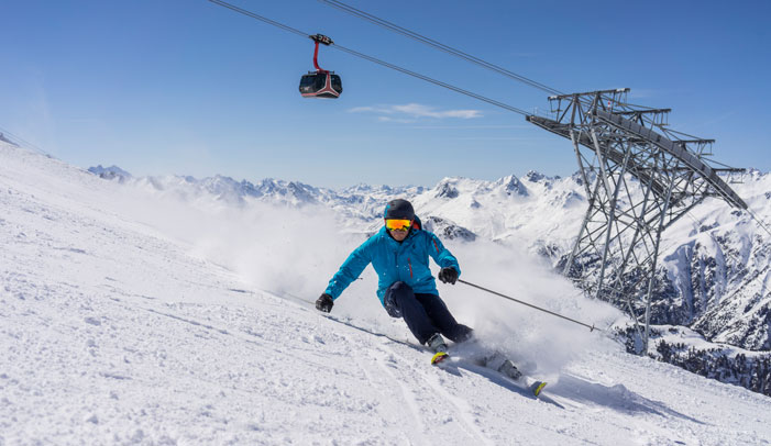 Silvretta Skiarena Ischgl